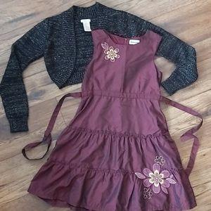 Holiday Dress Bundle Size 8-9